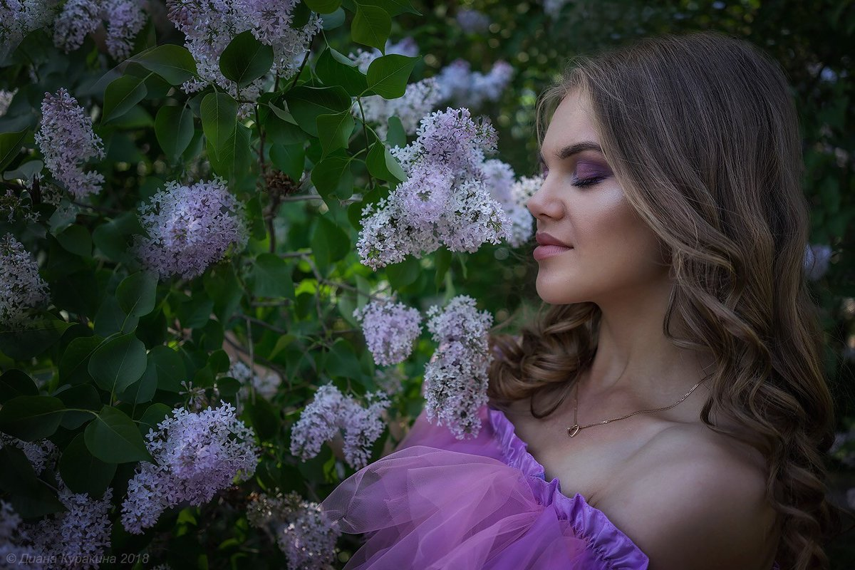 Цветут сады - Диана Куракина