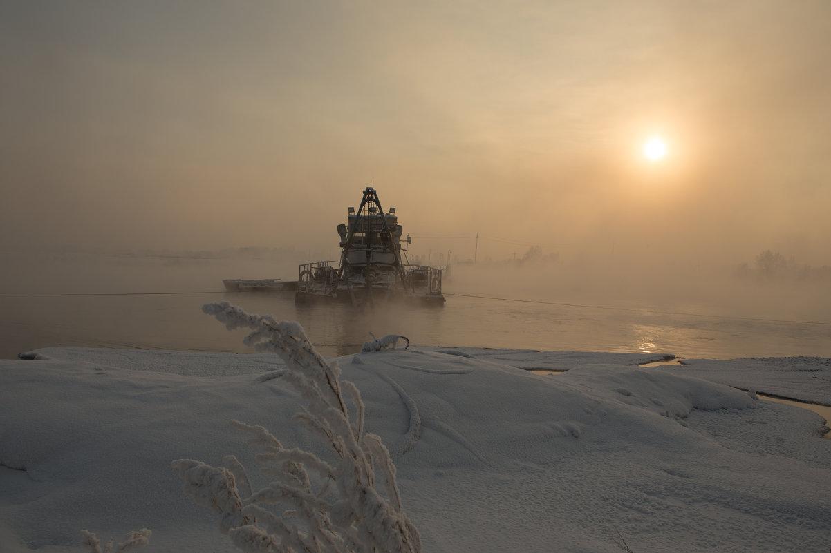 туман - Ольга Горд