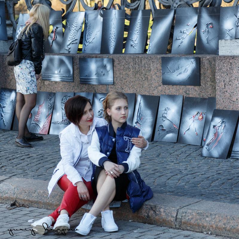 street photo - юрий карпов