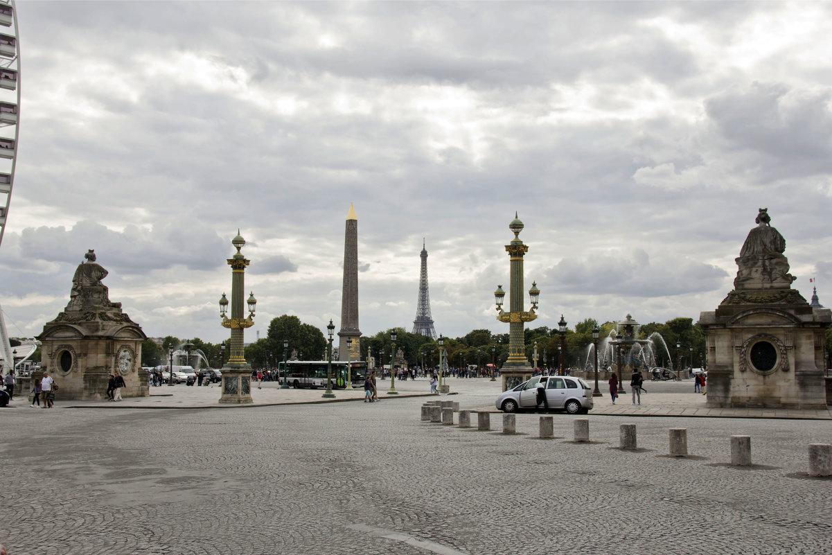 Высоты Парижа - Александр Рябчиков