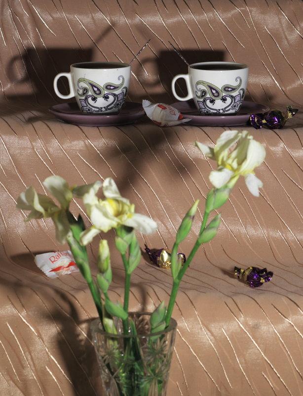 Чай с цветами - Юрий Гайворонский