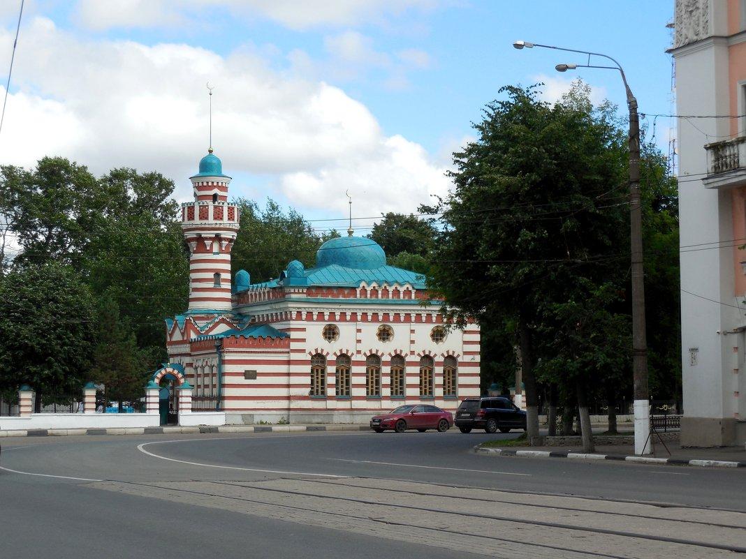 Мечеть в Твери. 1906 год. - Надежда