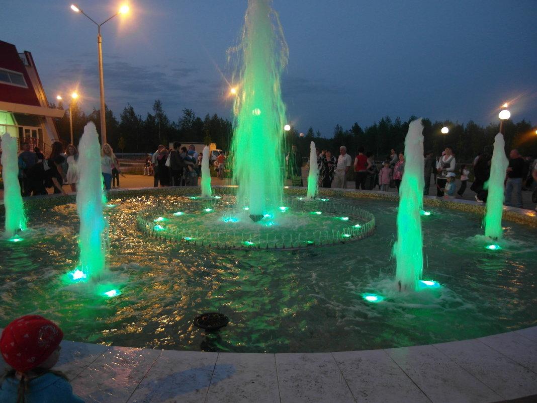 фонтан - Владимир