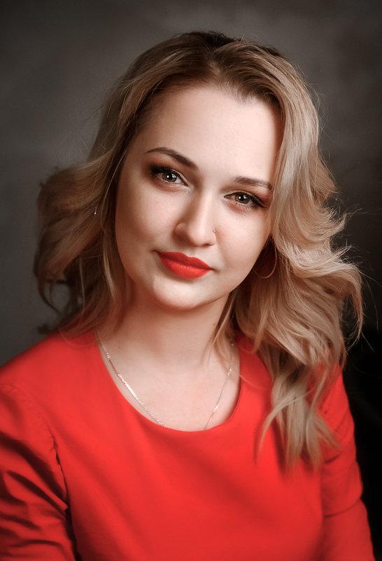 Портрет - Анна Печкурова
