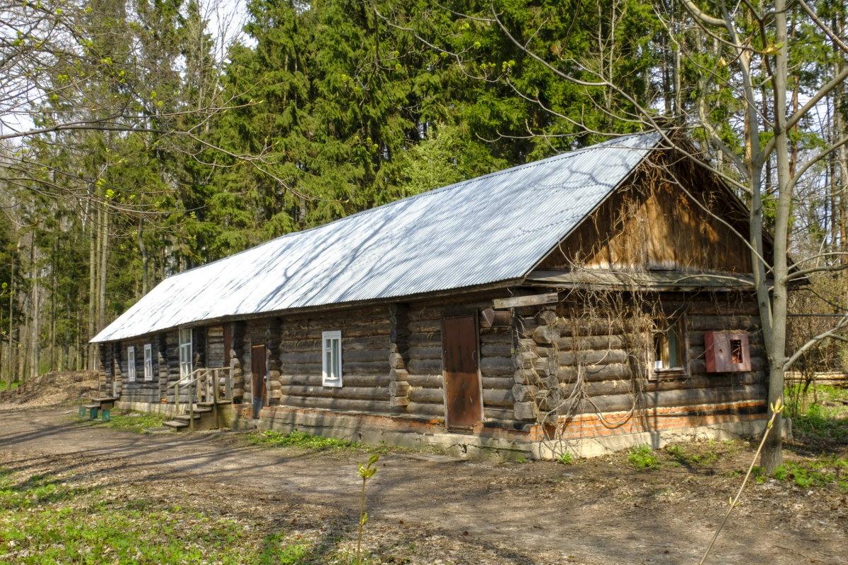 во владение Льва Толстого в Ясной Поляне - Георгий
