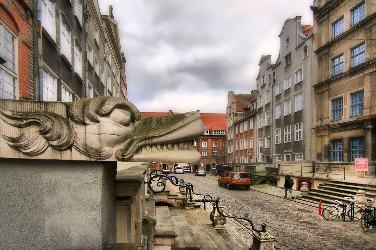 Монстрики Гданьска - Lusi Almaz