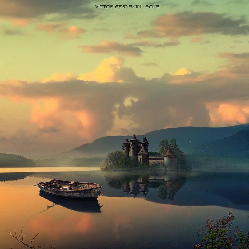Исцеление тишиной...... - Виктор Перякин