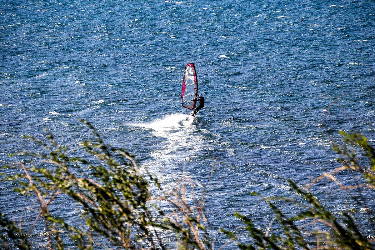 Наедине с морем и ветром ... - Сергей Козырев
