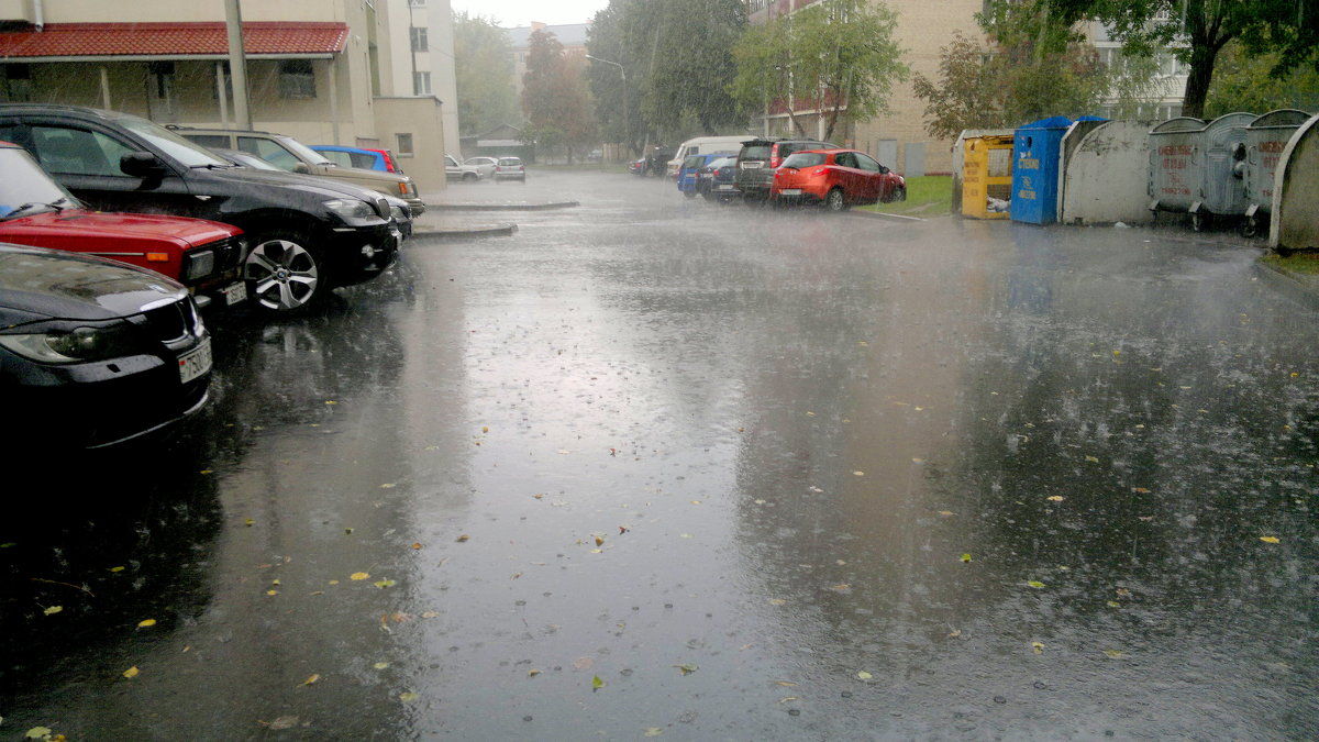дождь - Александр Прокудин