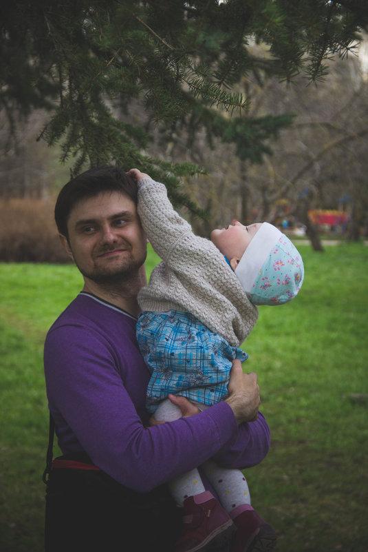 Я с маленьким ребенком - Евгений