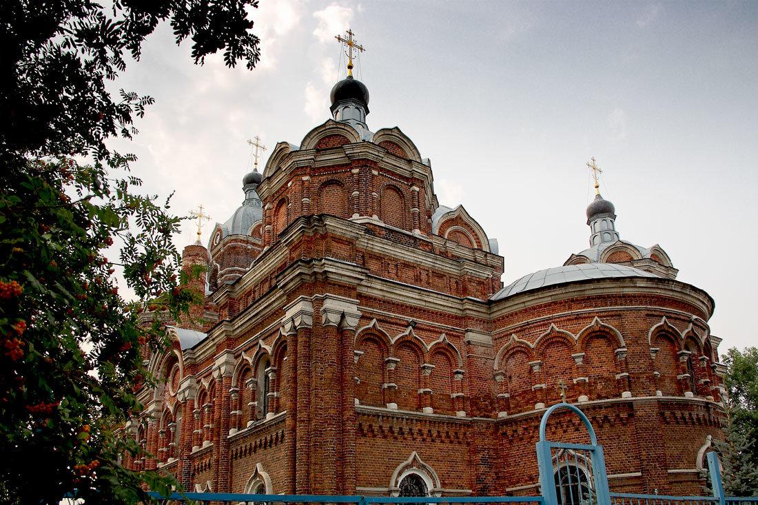 Спасо-Преображенский собор. Ковров. Владимирская область - MILAV V