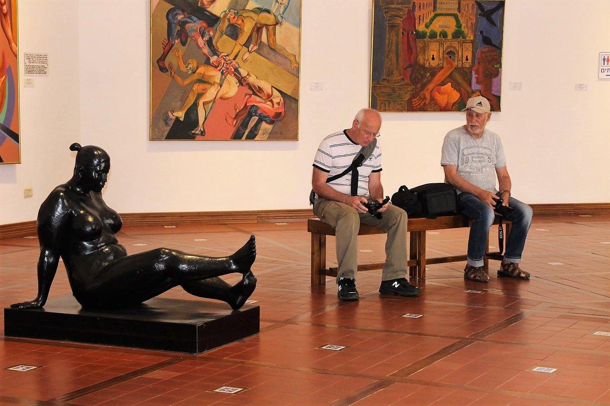 Музей Ралли в Кейсарии - Аркадий Басович