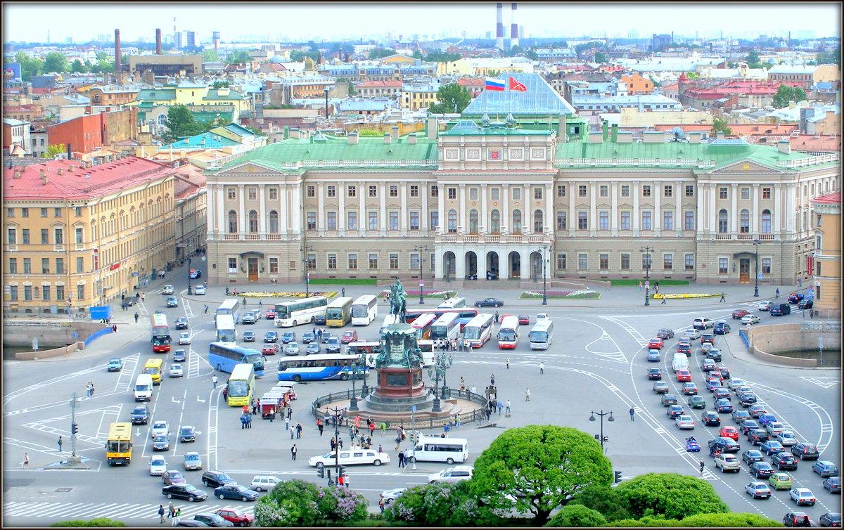 Санкт-Петербург. Исаакиевская площадь - Михаил