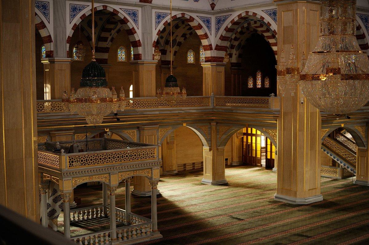Мечеть Сердце Чечни - Oksanka Kraft