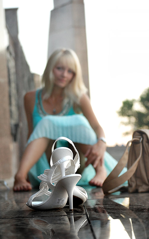 ......туфельки................. - Георгий Никонов