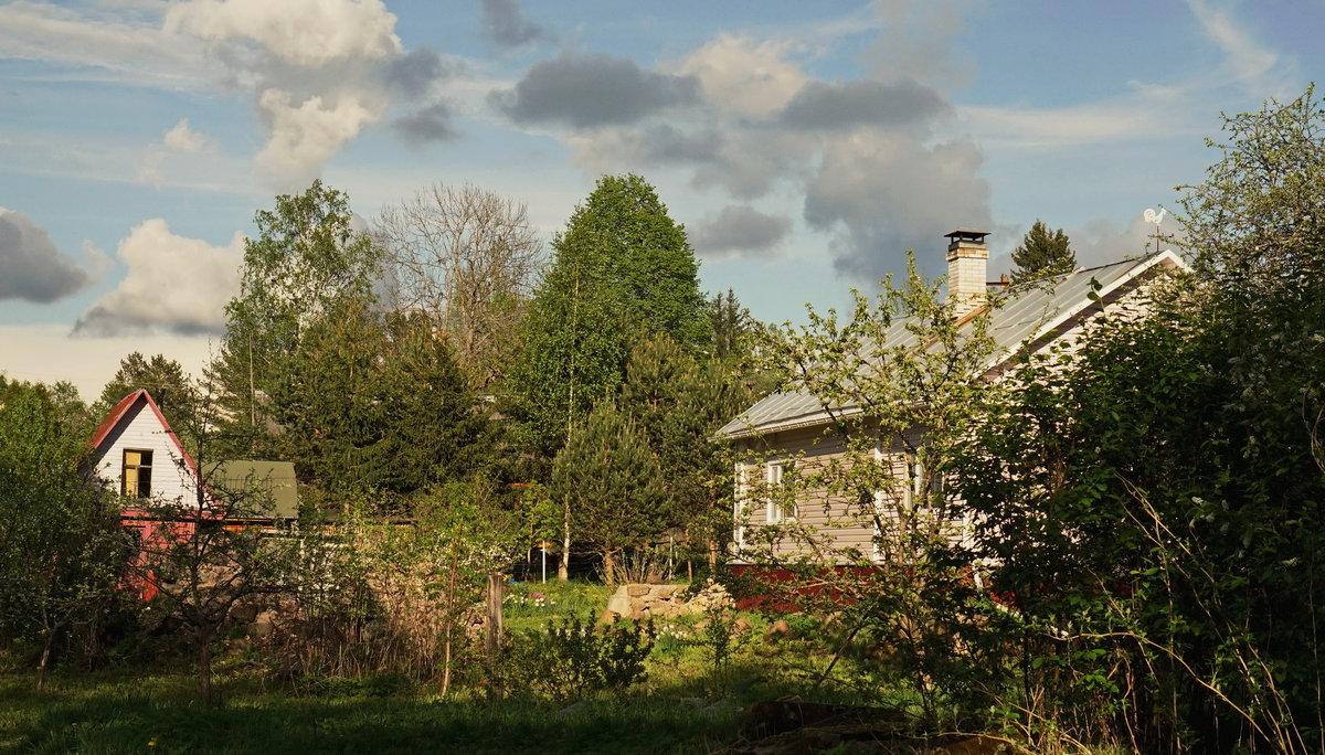 Во  саду ли в огороде - Владимир Гилясев