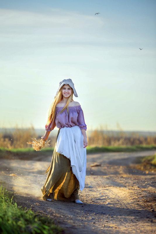 Прогулка - Татьяна Скородумова