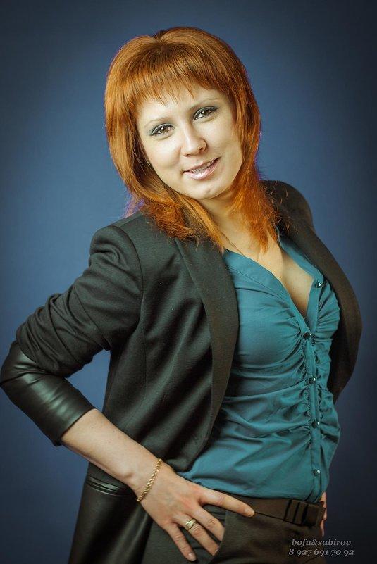 Галина - Олег Сабиров