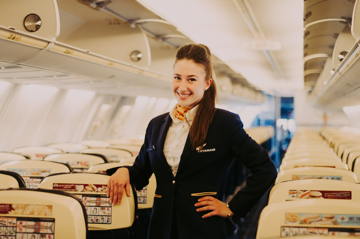 Неизвестная стюардесса - Александра Макиди