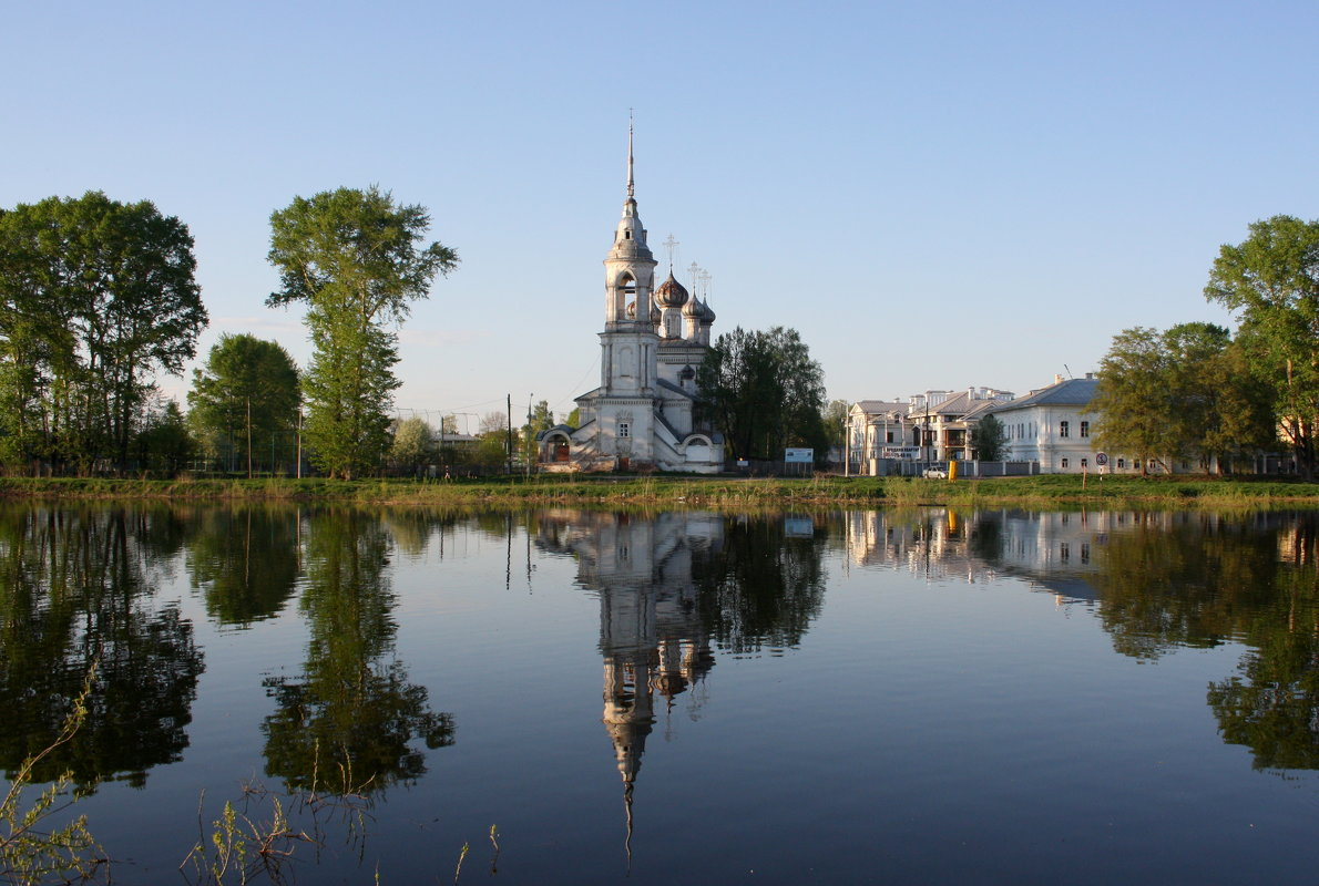 Церковь Сретения Господня - irina