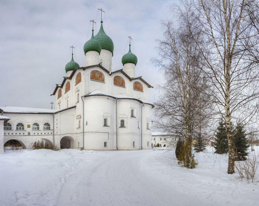 Николо-Вяжищский ставропигиальный женский монастырь - Константин