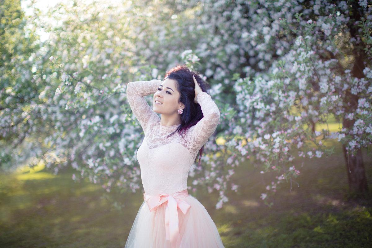 Цветок среди цветов... - Anna Klaos