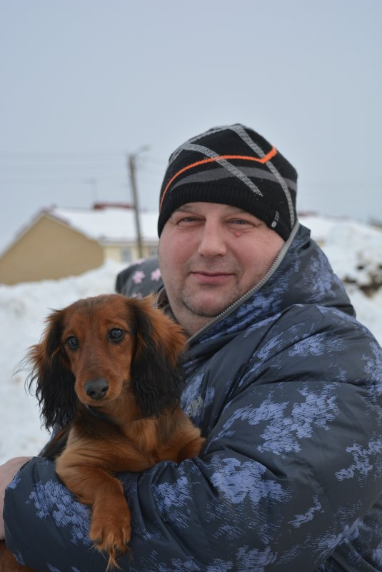 Чтобы не замёрзла... - Юрий Карелин