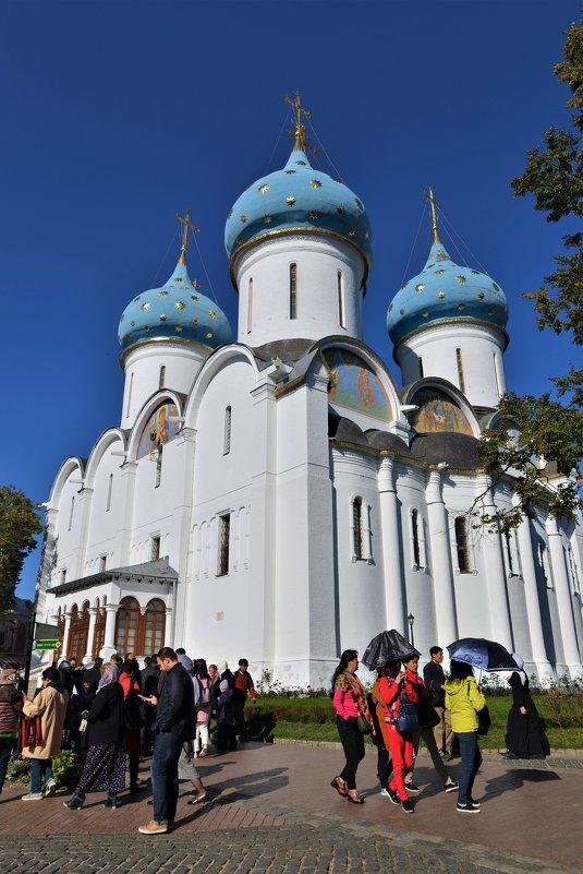 Троице-Сергиева лавра - Константин Анисимов