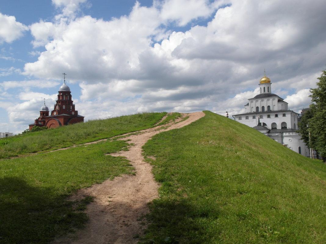 дорога к храму - Владимир