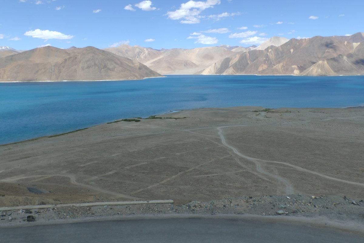 Озеро Пангонг-Цо - Evgeni Pa