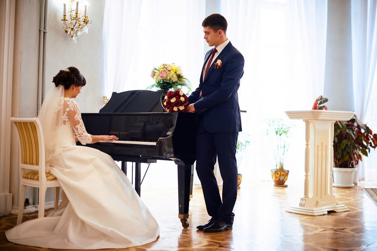 Романтические свадебные моменты - Александр