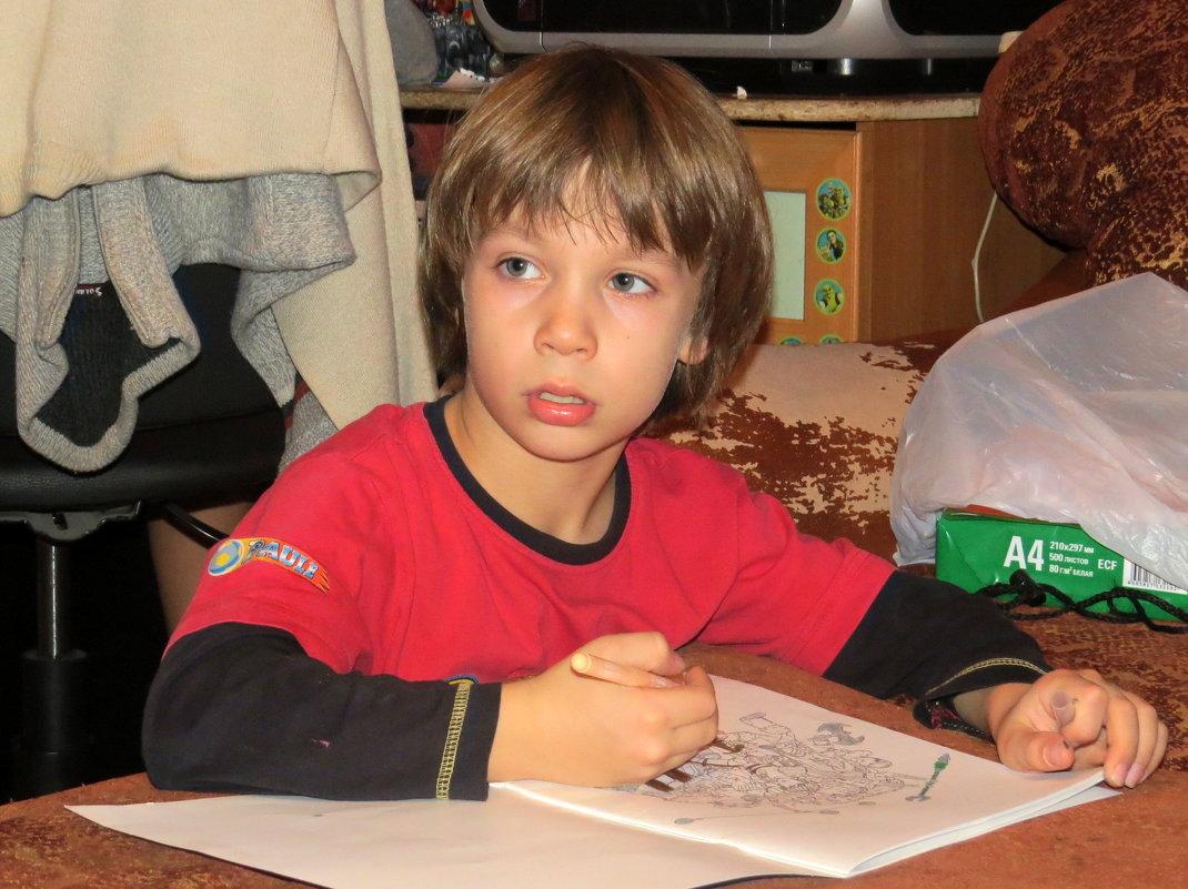 Мальчик - Андрей