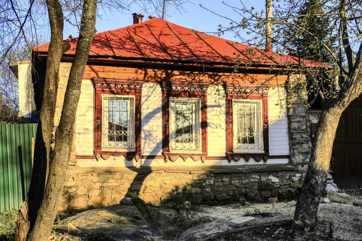 старый добрый уютный дом - Георгий