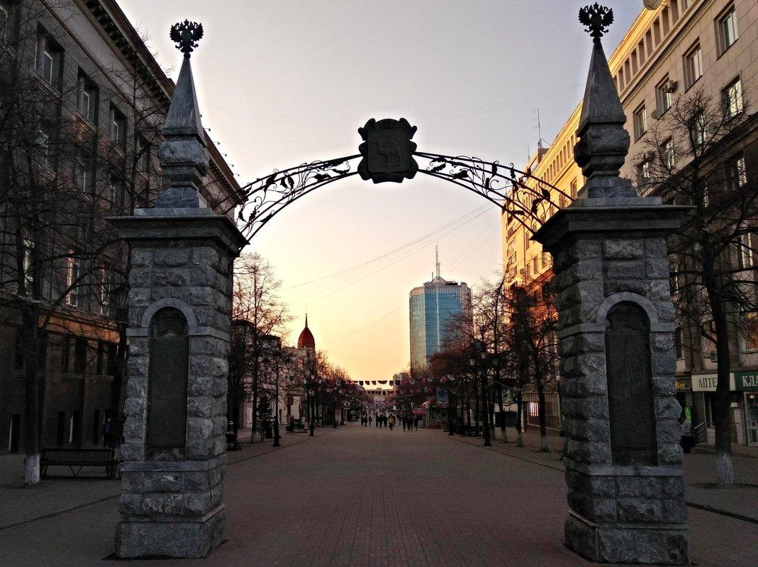 Городские ворота - Татьяна Котельникова
