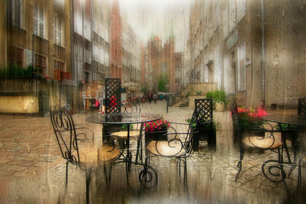 Уличное кафе - Lusi Almaz