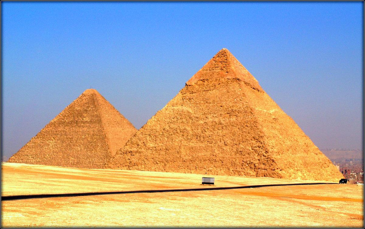 Пирамиды Египта - Михаил
