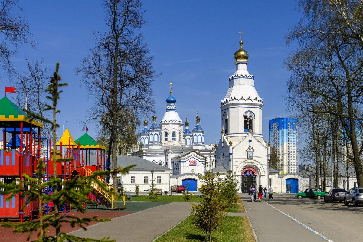 Богородичный Шелговский монастырь, г. Тула - Георгий