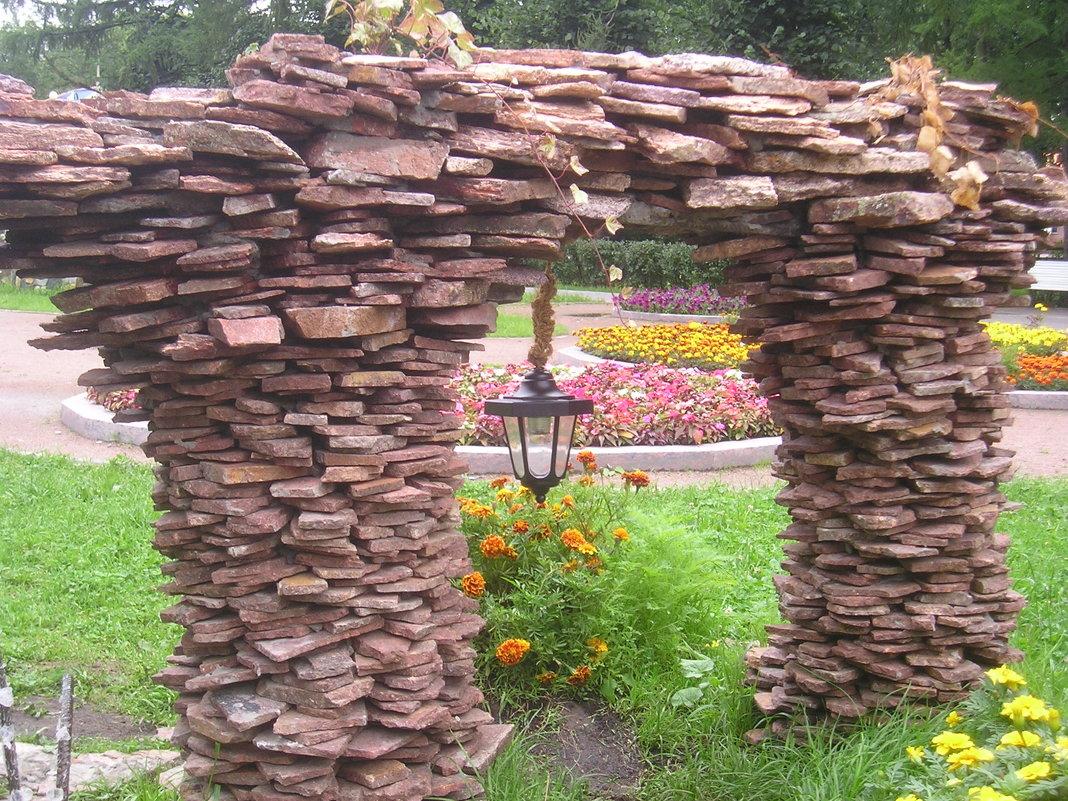 каменные ворота - Димончик