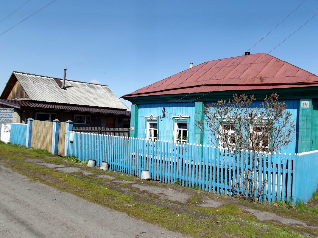 Голубой дом - Светлана Рябова-Шатунова