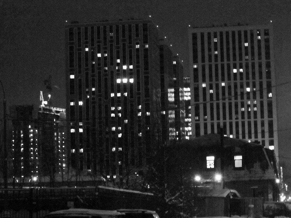 Огни большого города - Дмитрий Никитин