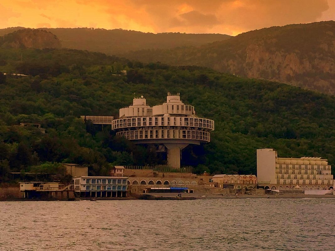 Побережье Чёрного моря . - Мила Бовкун