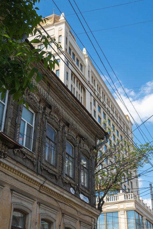 Самара - город контрастов - Олег Манаенков