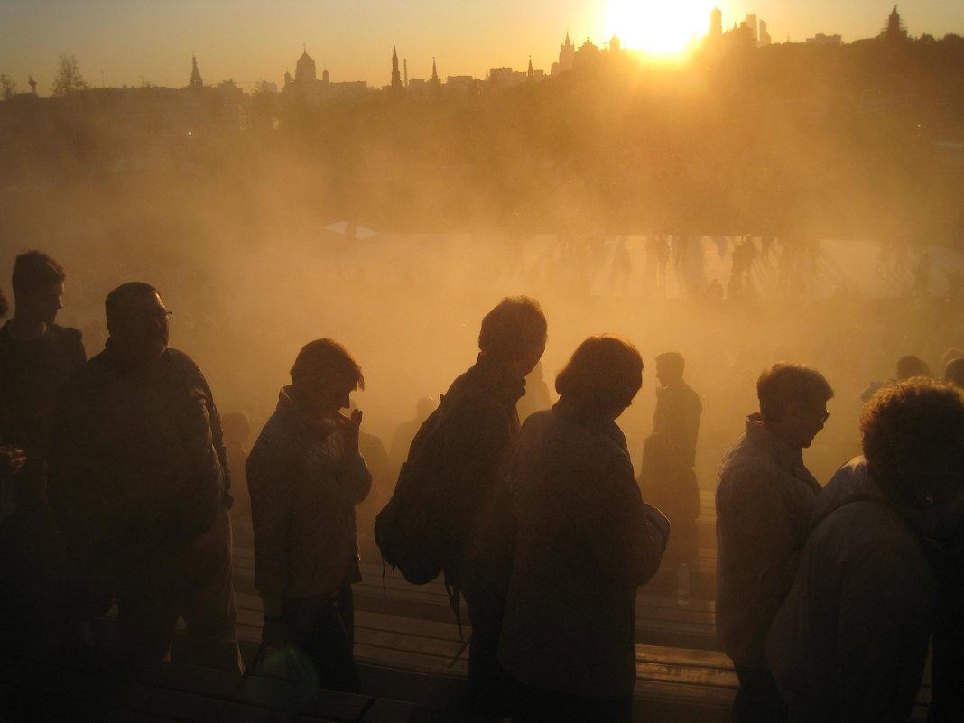 туманный кадр - Валентина Лепина