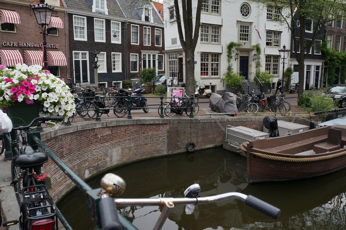 Прогулки по Амстердаму ... - Алёна Савина