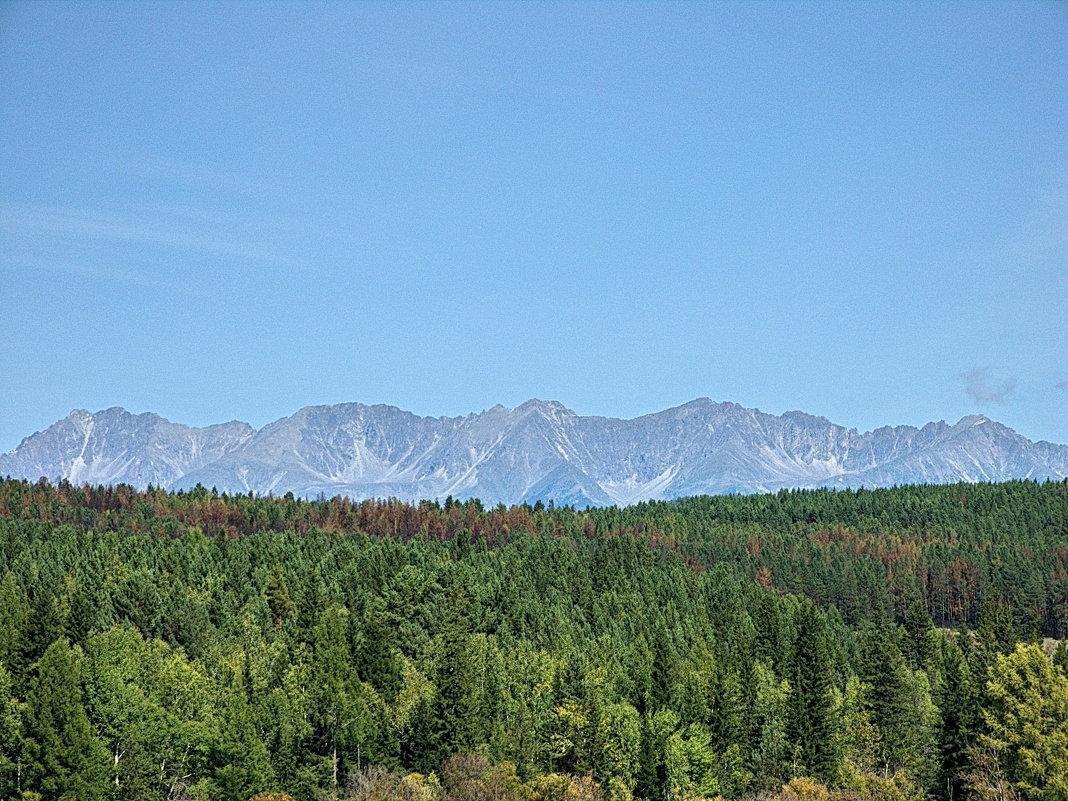 За лесами, за горами ..... - Николай Танаев