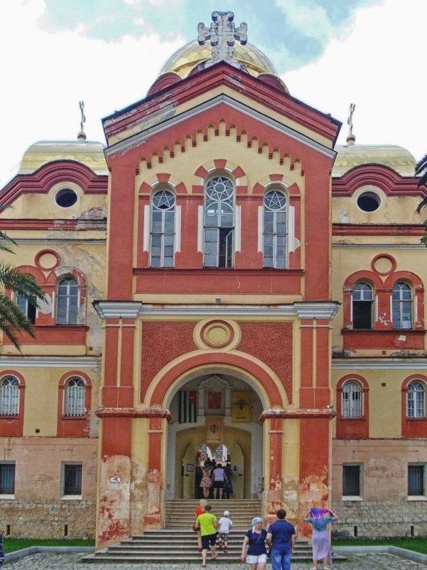Надвратный храм Вознесения Господня - Галина Каюмова
