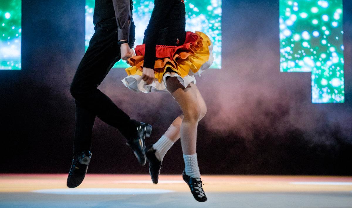 Ирландские танцы. - Александр Ломов