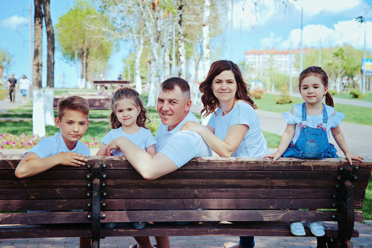 Семейная фотосессия - марина алексеева