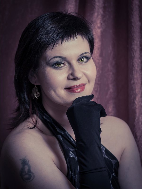 Анна - Олег Сабиров