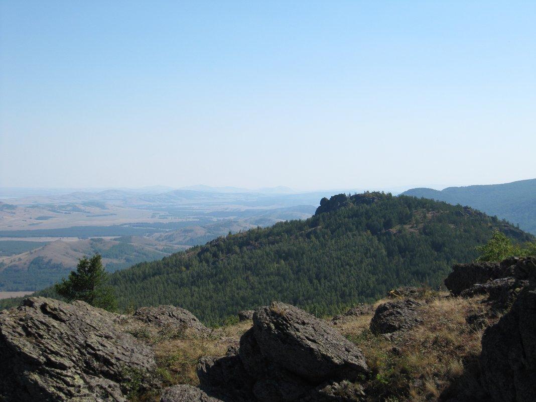 Вид с горы - Вера Щукина